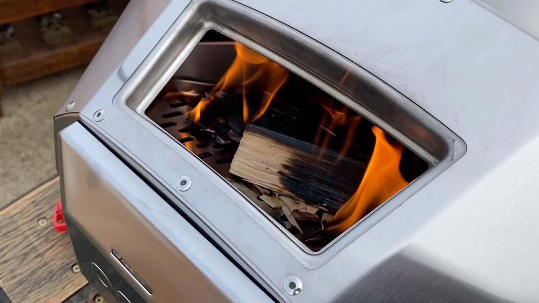 Ooni Karu Pizza Oven Wood Fire