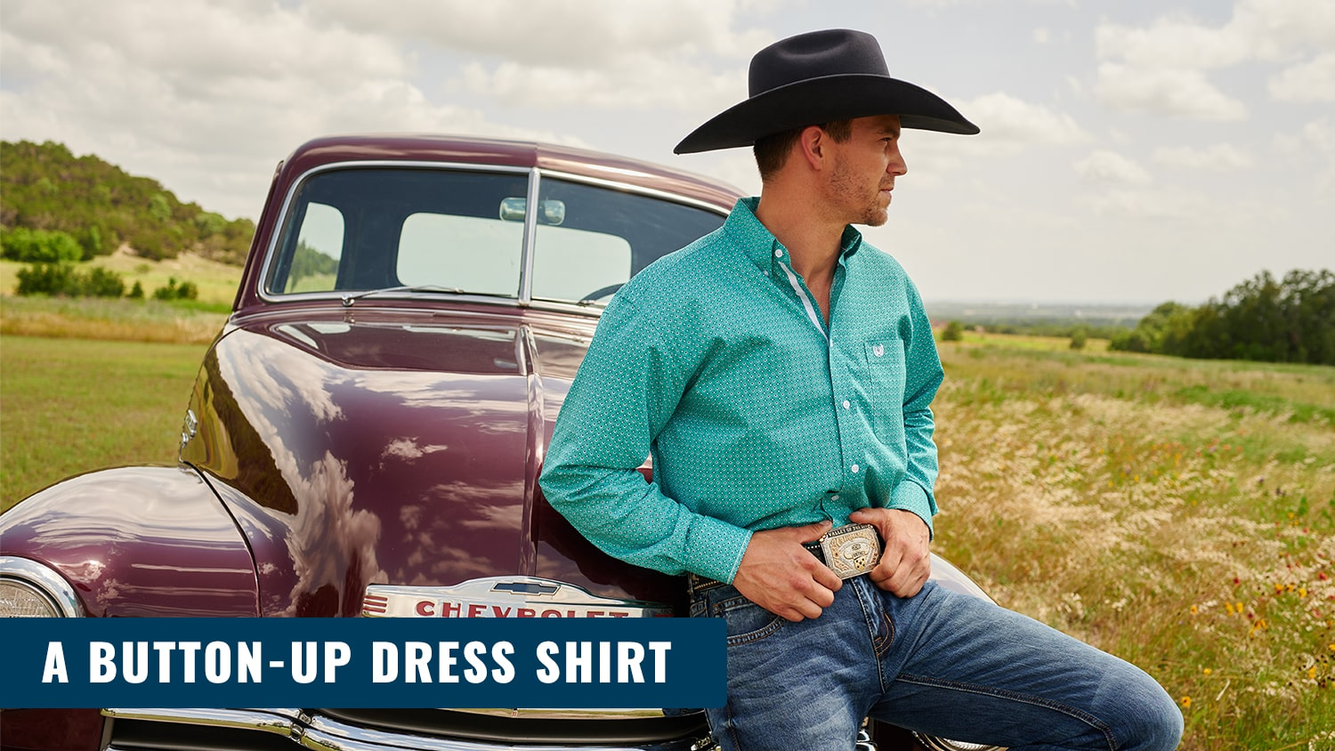 Father's Day Gift Ideas - New Duds for Dad