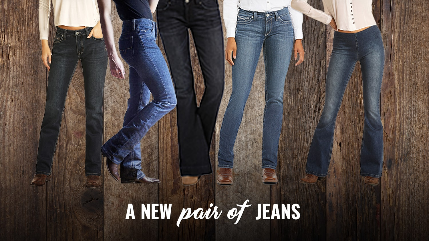 Great Gift Ideas for Mother's Day Blog - Jeans