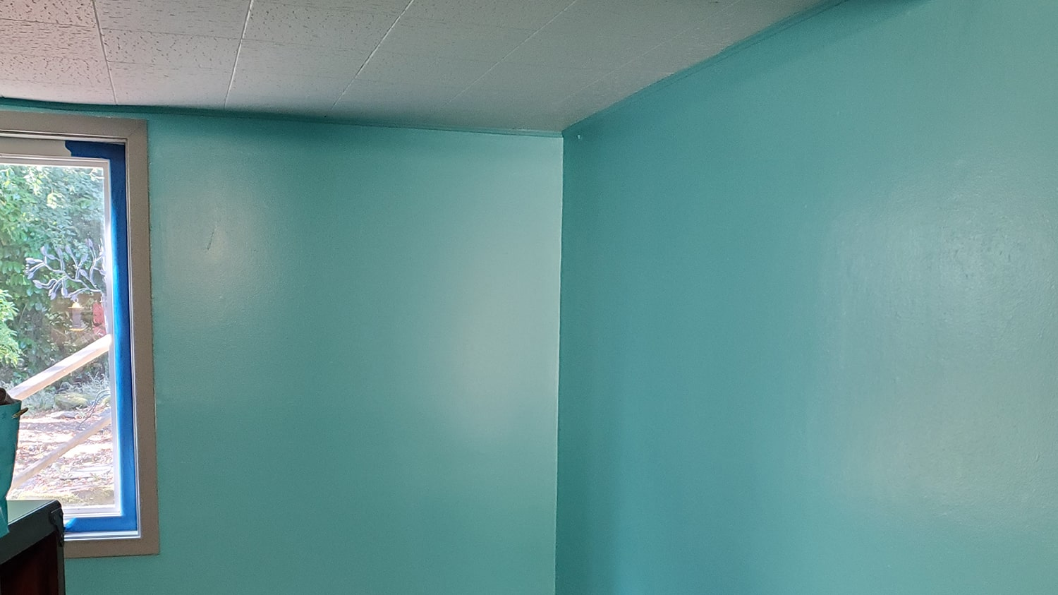 Paint Into Possibilities- Benjamin Moore - paint project