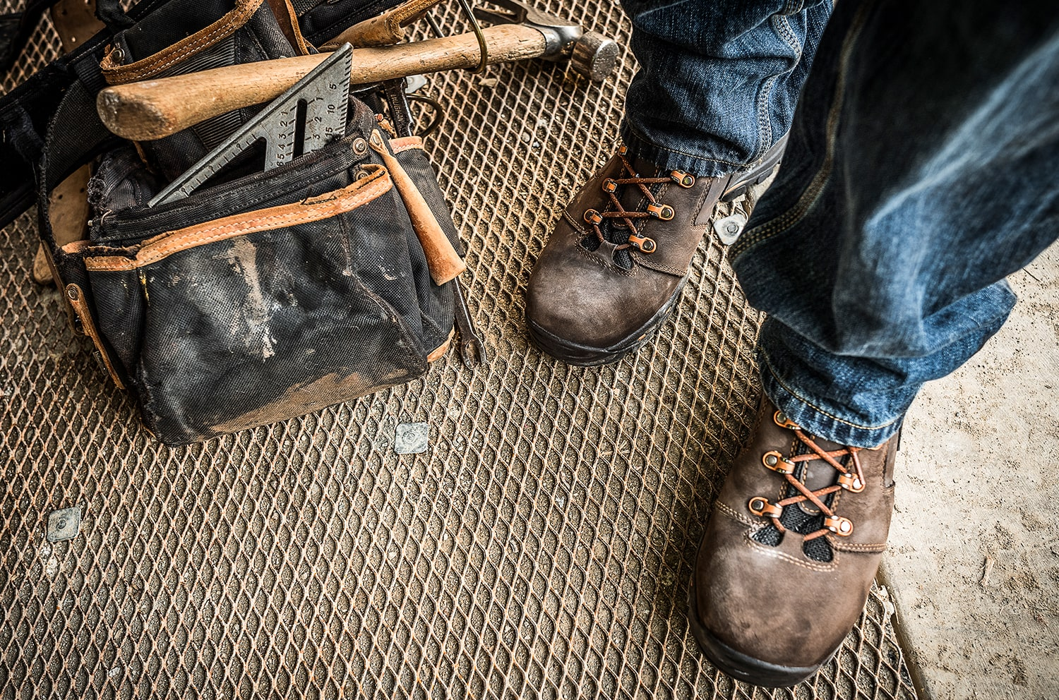 _How to Care for your Work Boots