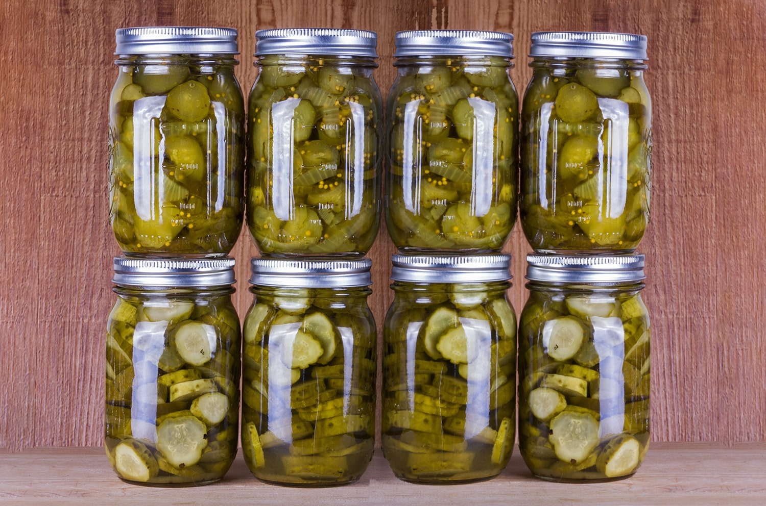 bread and butter pickle canning recipe