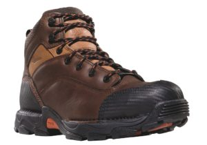 Danner Corvallis Waterproof Safety-Toe Boots, 17602