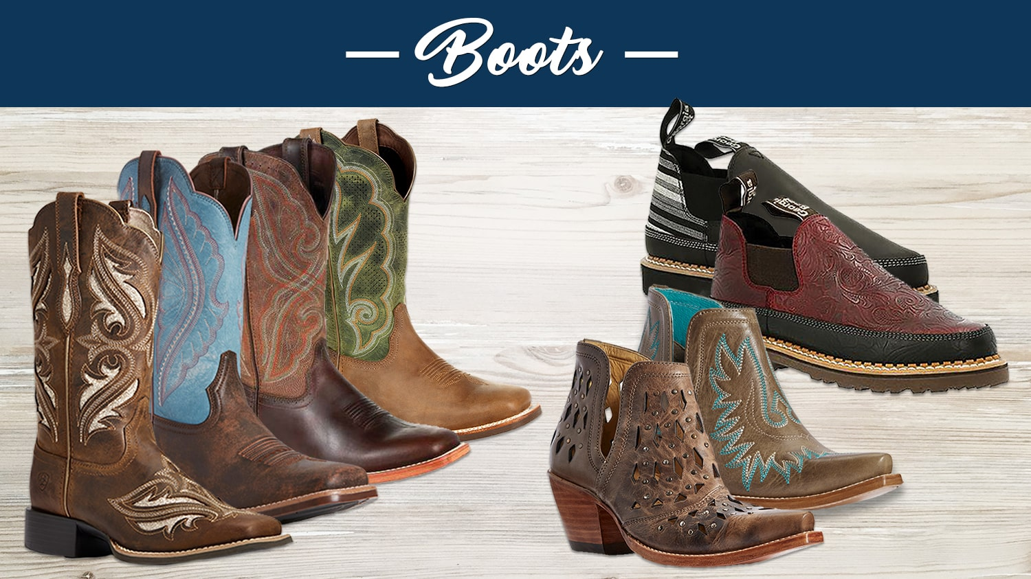 New Ladies Fall Styles Boots
