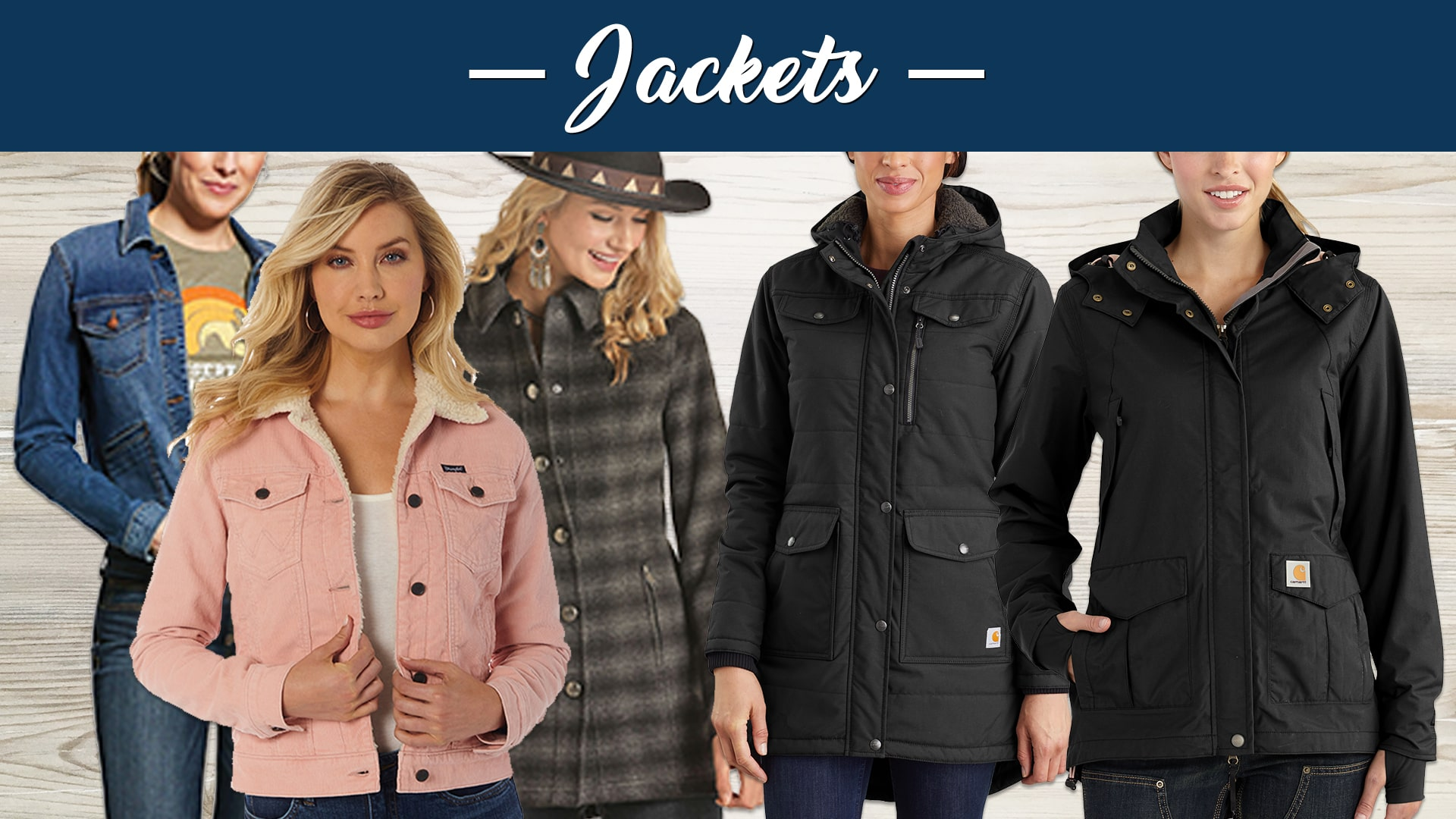 New Ladies Fall Styles Jackets