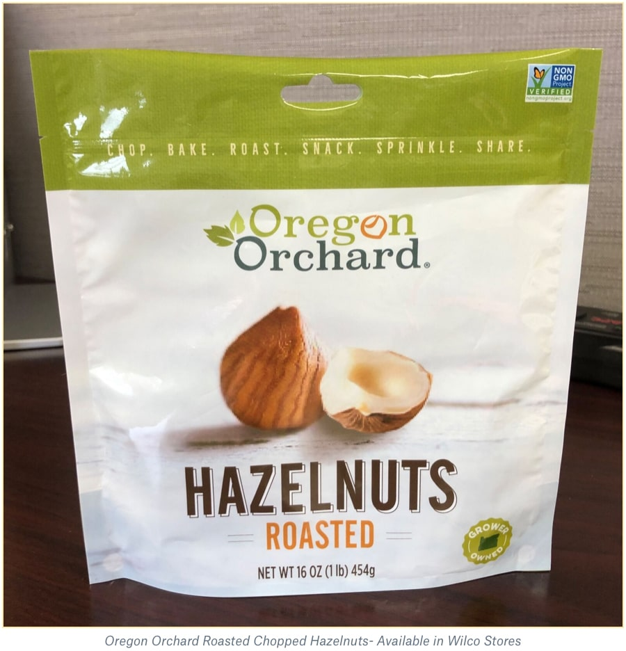 Oregon Orchard Hazelnuts