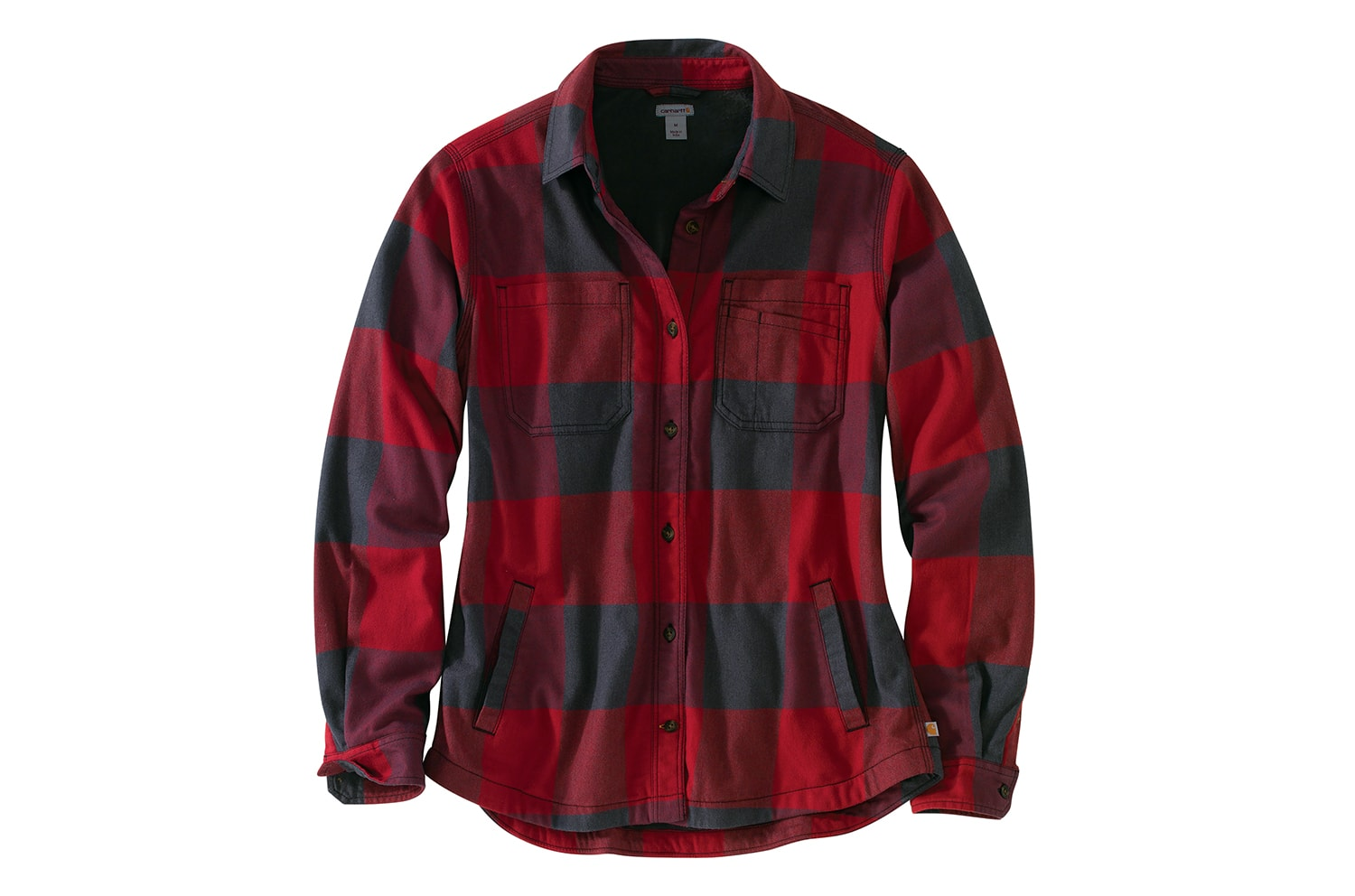 Buffalo Plaid Carhartt Flannel