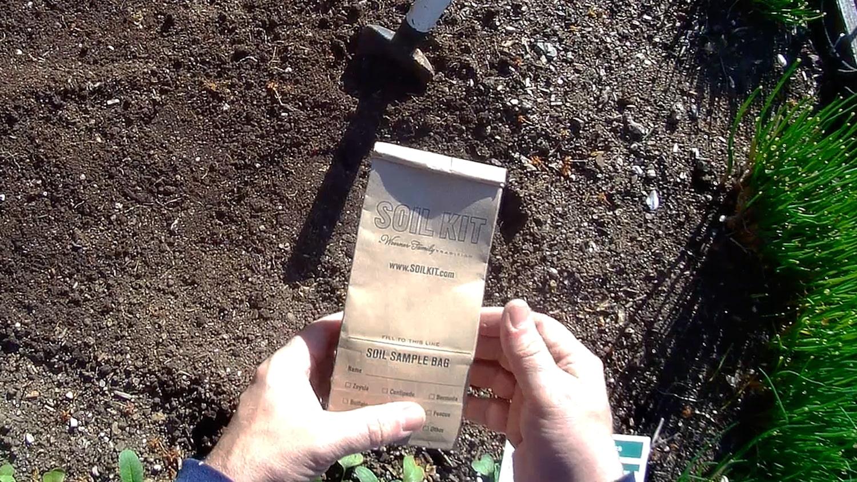 Soil Test Kit 4 - Soil Test 4 Image Blog