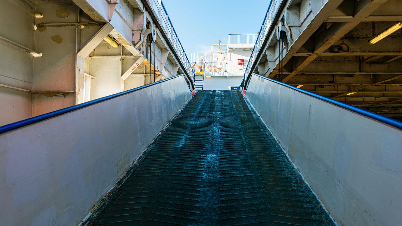 Boat Ramp Rubber Mat
