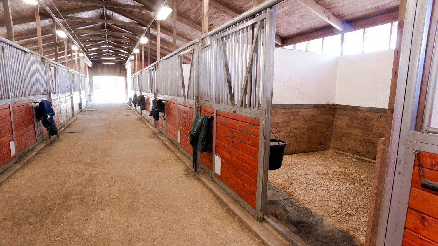 Equestrian Ranch Racing Stable