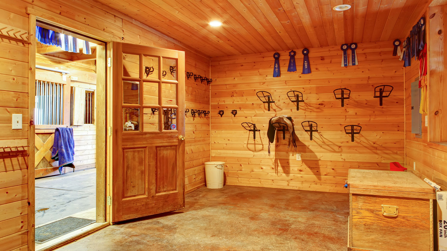 Horse Stable Equipment