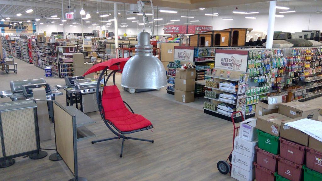 Inside Bremerton Farm Store