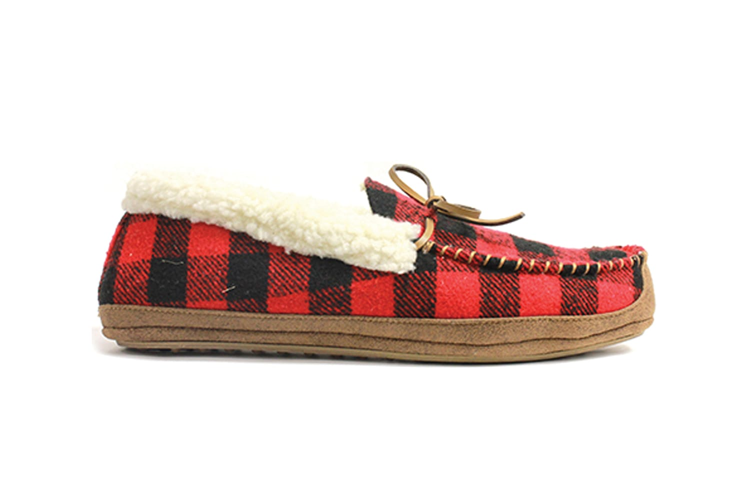 Buffalo Plaid Slippers